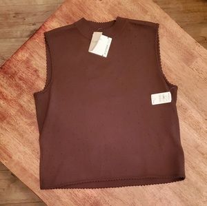 St John Knit tank top
